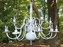 various outdoor patio chandelier at 20 photo of crystal chandeliers for gazebos