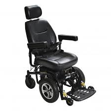 trident front wheel drive power chair t b cal inc lifts for stairs 285