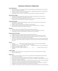 Sample General Objective For Resume Best of Resume Objective Examples Business Owner Business Intelligence