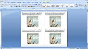 microsoft word templates newsletter teamtractemplates template for how to make four postcards on the sa