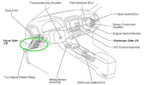 2006 toyota matrix fuse diagram vehiclepad 2009 toyota matrix 2005 toyota corolla fuse box diagram at 2004 Corolla Fuse Box