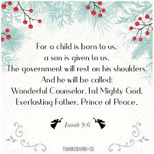Religious Christmas Quotes New 48 Biblical Christmas Quotes And Scriptures