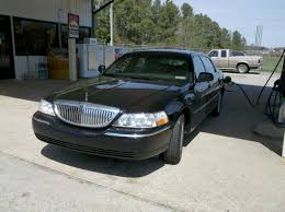 Rentin' The Blues: First Place: 2010 Lincoln Town Car Signature ...
