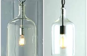 recycled glass pendant light large clear globe oversized pottery barn lights beautiful lamp recycled glass pendant