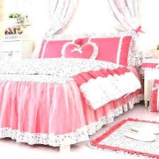 home improvement s open now little girl bedding sets full girls size of twin toddler pink