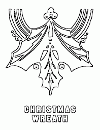 Small Picture Coloring Pages Wreaths And Candles Coloring Pages Christmas