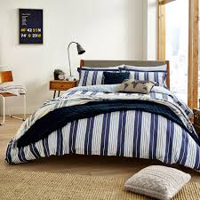 willis kingsize duvet cover set navy peacock blue bedding