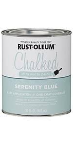 Rust Oleum 285140 Ultra Matte Interior Chalked Paint 30 Oz