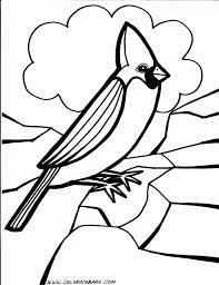 Small Picture Cardinal Drawing PagesDrawingPrintable Coloring Pages Free Download
