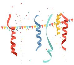 Celebrate Banner Birthday Party Clip Art Celebrate Banner Belt Vector Png