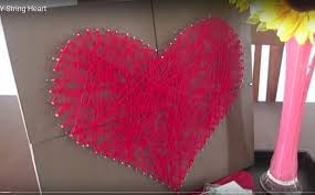 diy valentines gifts for her heart strings