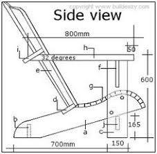 adirondack chairs plans templates. Plain Chairs Free Adirondack Chair Plans Templates To Chairs Y
