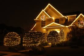 astonishing c9 christmas lights effects for Outdoor Lighting and Landscape  ideas