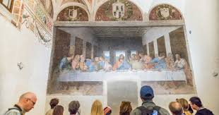 milan art tour and last supper