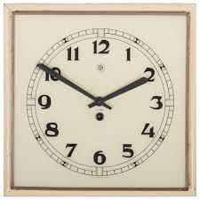 art deco wall clock clock wall clock