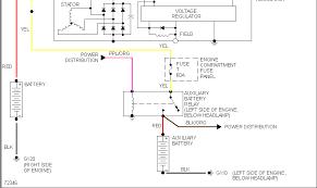 1995 e350 liter 200amp alternator 3 cables voltage regulator