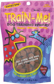 training rewards cardinal pet crazy dog train me training rewards beef flavor 4