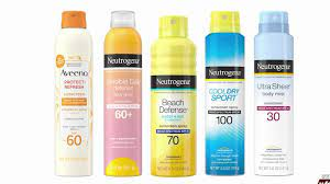 Recall Roundup: Sunscreens, canned cat ...