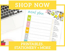 Family Meal Plans Meal Planning Archives The Organised Housewife