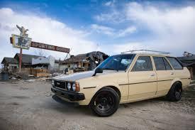 Tastefully modded 1980 Toyota Corolla Wagon - Japanese Nostalgic Car