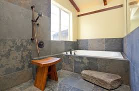 Traditional Modern-day Japanese Bathroom