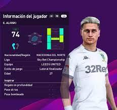 PES 2020 Faces Ezgjan Alioski by Juanchi25 ~ SoccerFandom.com   Free PES  Patch and FIFA Updates