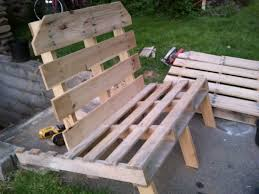 pallet furniture designs. Furniture, DIY Wooden Pallet Chairs For 2 People Ideas ~ Chair Design Furniture Designs D