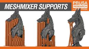 supports images how to create custom supports in meshmixer