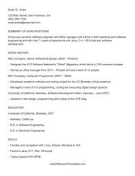 Resumes to promote your qualifications. The 41 Best Free Resume Templates The Muse