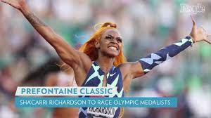 Sha'Carri Richardson Will Race All 3 ...