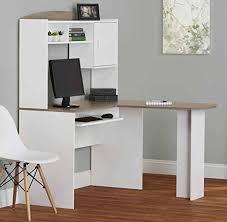 white home office furniture. small white desk   corner with hutch computer home office furniture