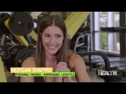 Morgan Shapiro show Hunter this simple workout for Thighs and ...