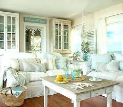 coastal living room best seaside cottage decor ideas on coastal decor throughout beach cottage decorating ideas