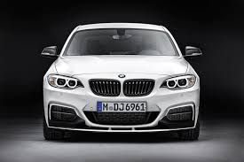 M Performance Parts Kit for BMW 2 Series Coupe Unveiled ...