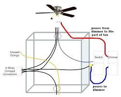 ceiling fan wire connection full size of bay ceiling fans wiring diagram fan dimmer switch with