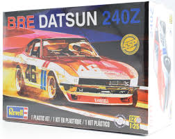 1/25 Revell 1422 Bre Datsun 240z Plastic Model Kit | eBay