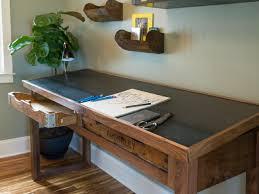 reclaimed office desk. reclaimed wood office desk brown dinning table