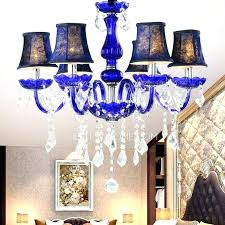 navy chandelier shades blue chandelier shades simple waterproof outdoor wall sconce painting glass shade boutique 6
