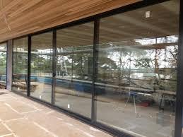 commercial aluminium sliding door photo door window exchange replacement windows and doors melbourne vic