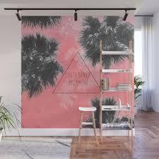 california dreaming wall mural by