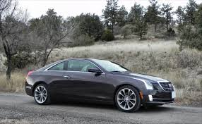 Coupe Series bmw two door : Cadillac ATS now offered as a two-door luxury coupe
