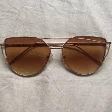 Sunglasses London Design London Design Metal Frame Sunglasses With Uv400 Depop