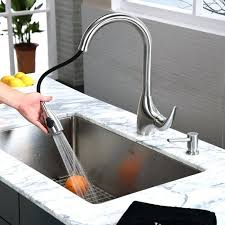 kraus khu100 30. Kraus Khu100 30 Single Bowl Stainless Steel Sink .