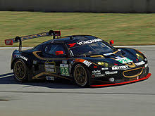 lotus evora townsend bell in an evora gte during 2012 petit le mans