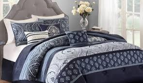 Full Size of Duvet:stunning Black And White Paisley Bedding Stunning Black  And White Bedding ...