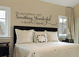 Master bedroom wall decor Dream Image Unavailable Amazoncom Amazoncom Bedroom Wall Decal Bedroom Decor Master Bedroom Wall