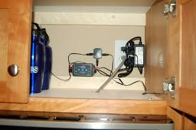how to install direct wire under cabinet lighting