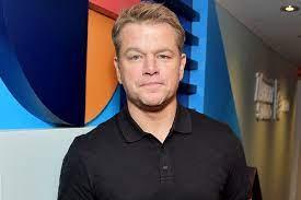 Matt Damon says he never used f-slur ...