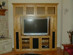 entertainment center with narrow cabinets light wood light entertainment t95