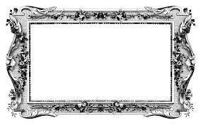 black antique picture frames. Antique Images \u2013 Fabulous French Graphic Frames Black Picture E
